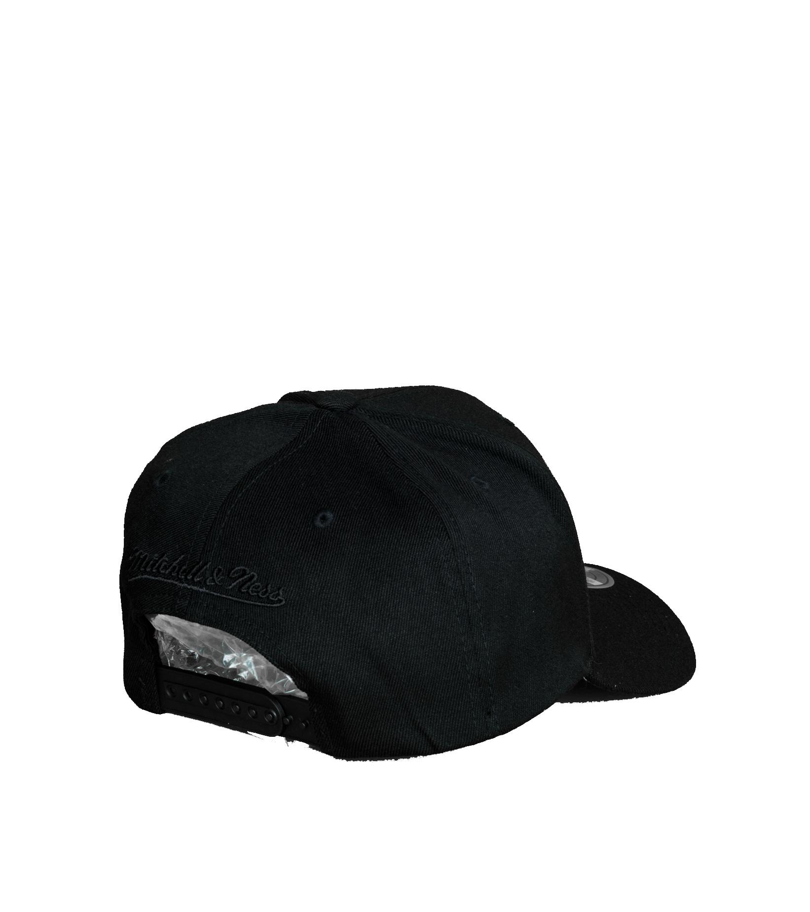 """Brooklyn Nets Tonal 110 Cap """"Black""""-2"""