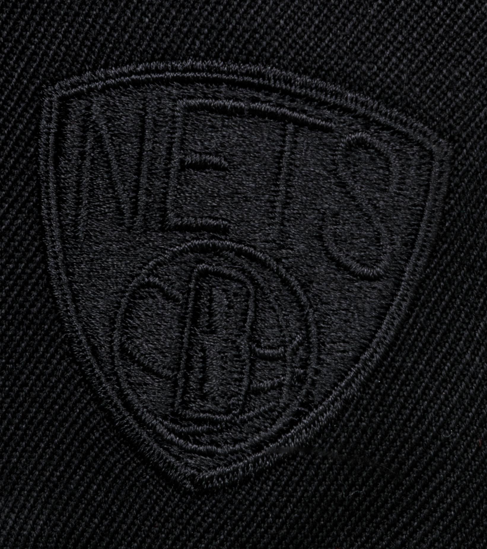 """Brooklyn Nets Tonal 110 Cap """"Black""""-6"""