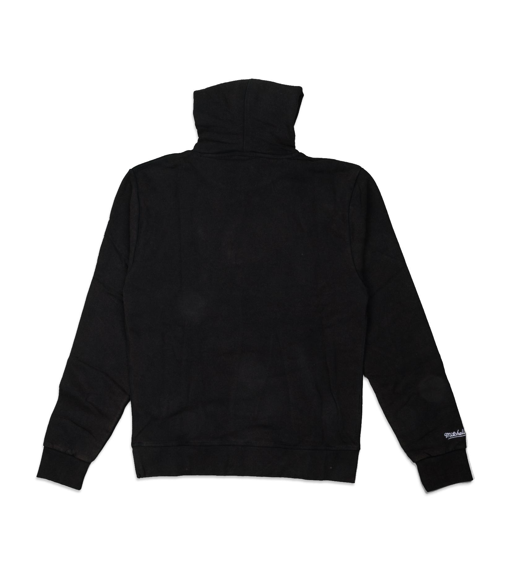 "Miami Heat Worn Logo Hoodie ""Black""-5"