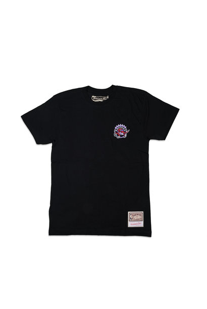"Toronto Raptors Embroidered Logo Tee ""Black"""