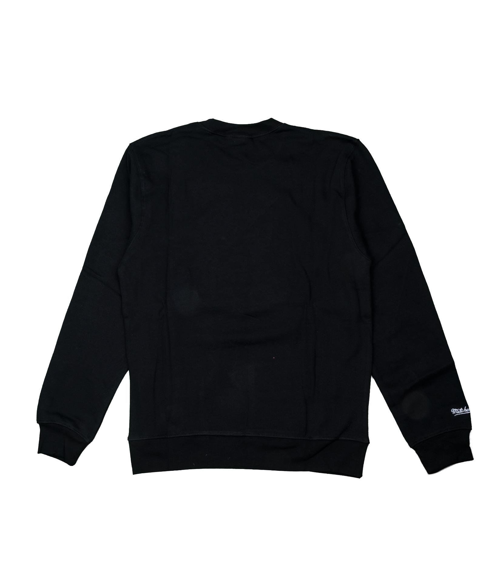 "Toronto Raptors Embroidered Logo Sweatshirt""Black""-5"