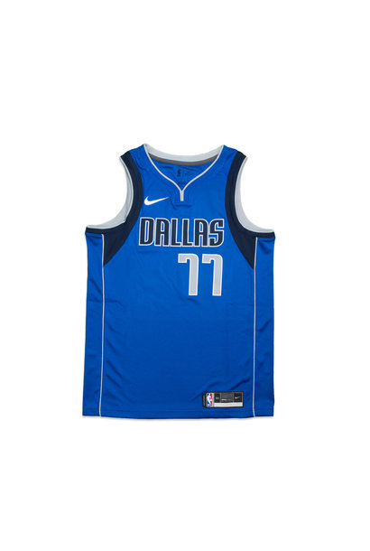 """L. Doncic Icon Edition '20 Swingman Jersey """"Game Royal"""""""