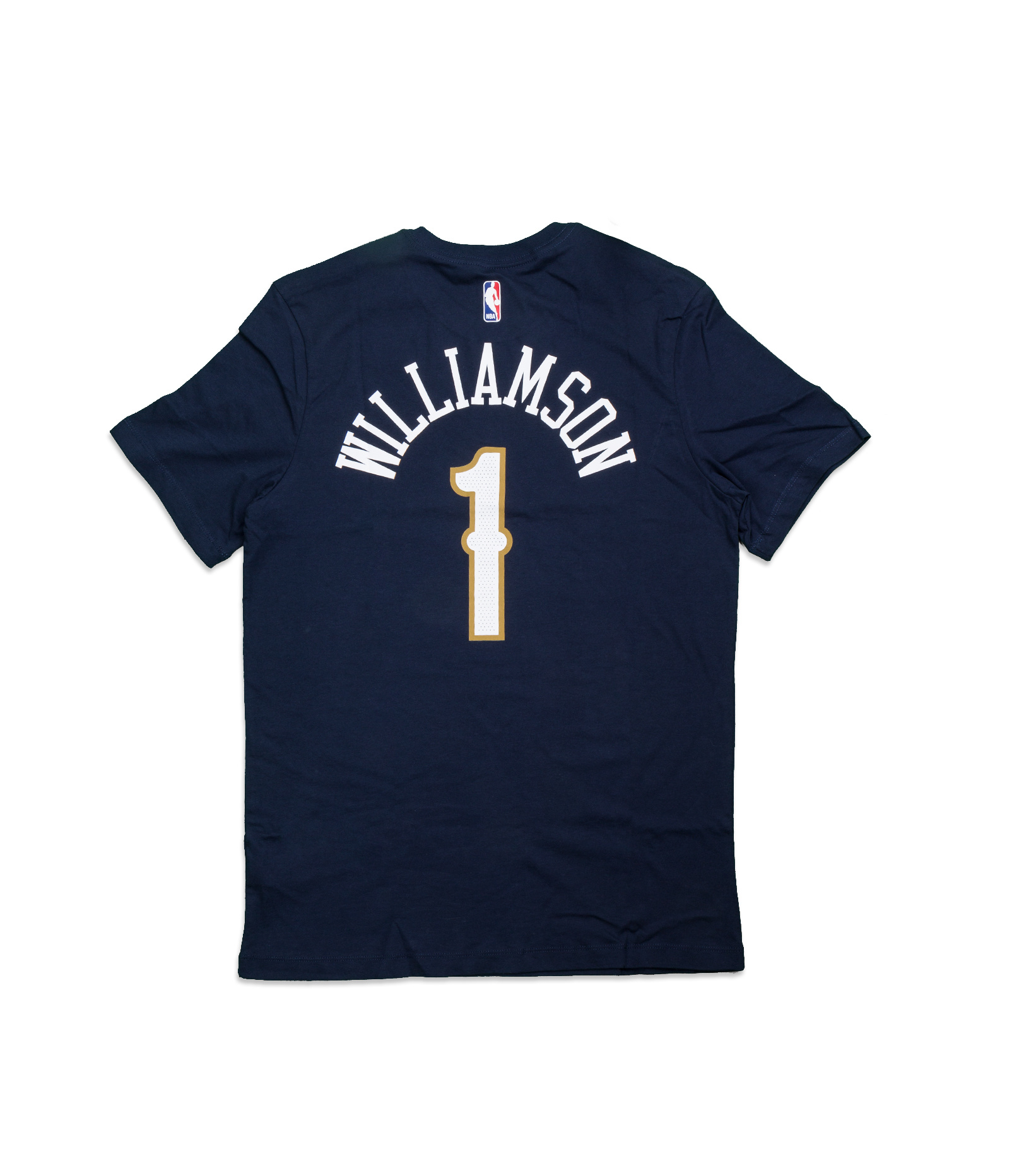 "Z. Williamson Icon Edition '20 Dri-Fit Tee ""College Navy""-3"