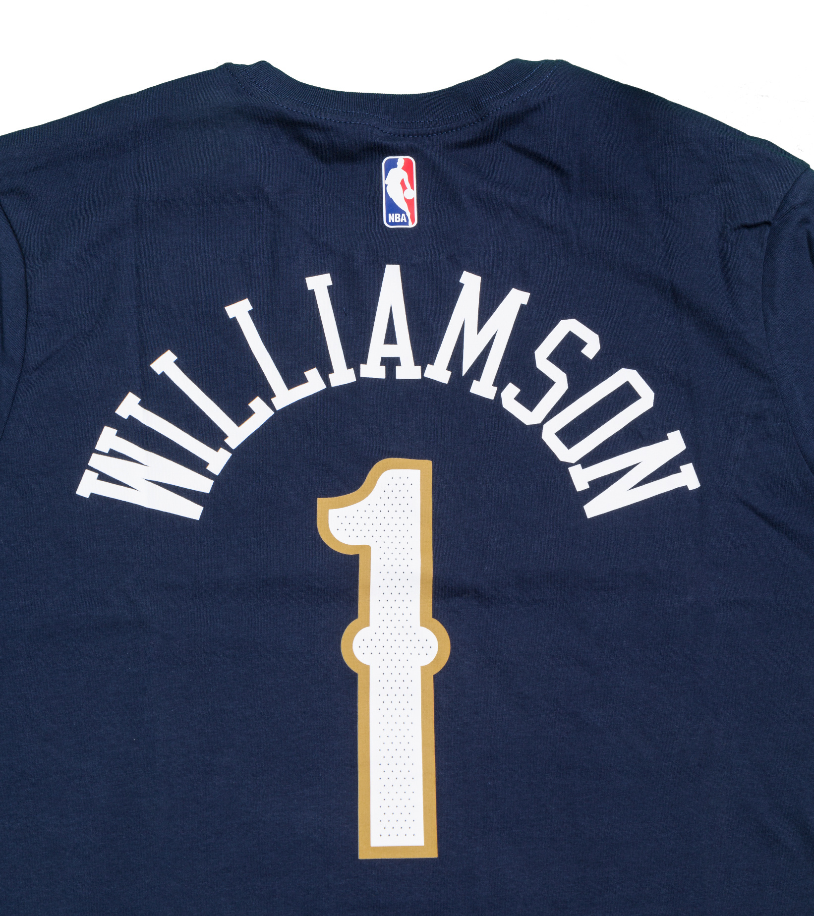 "Z. Williamson Icon Edition '20 Dri-Fit Tee ""College Navy""-4"