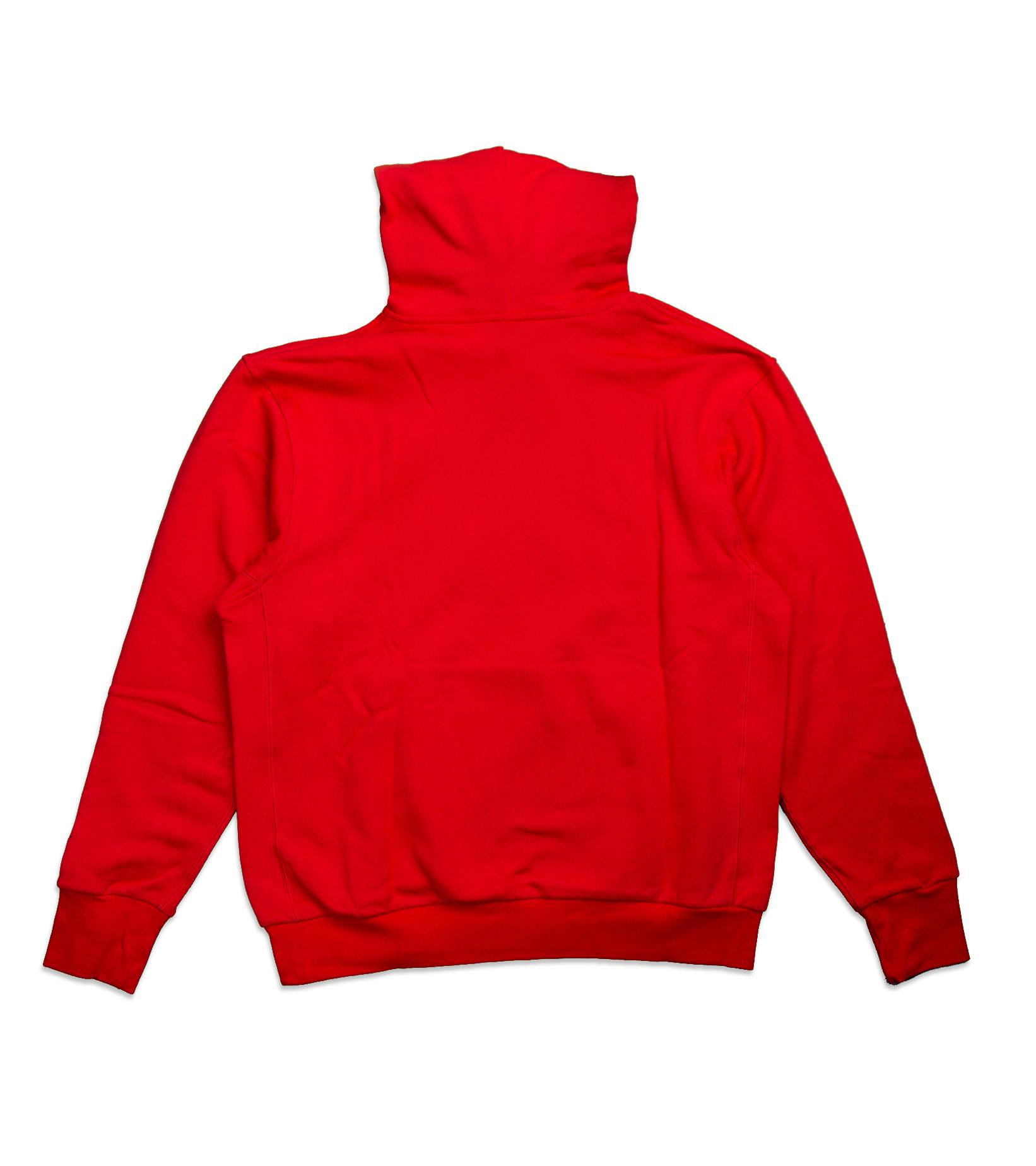 "Chicago Bulls Logo Essential Hoodie ""University Red/Black""-4"
