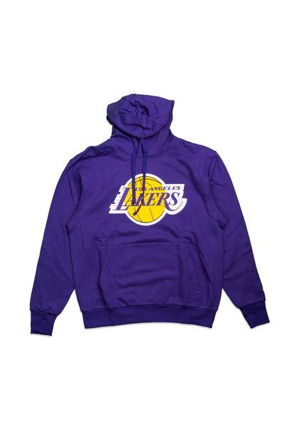 "LA Lakers Logo Essential Hoodie ""Field Purple/Amarillo"""