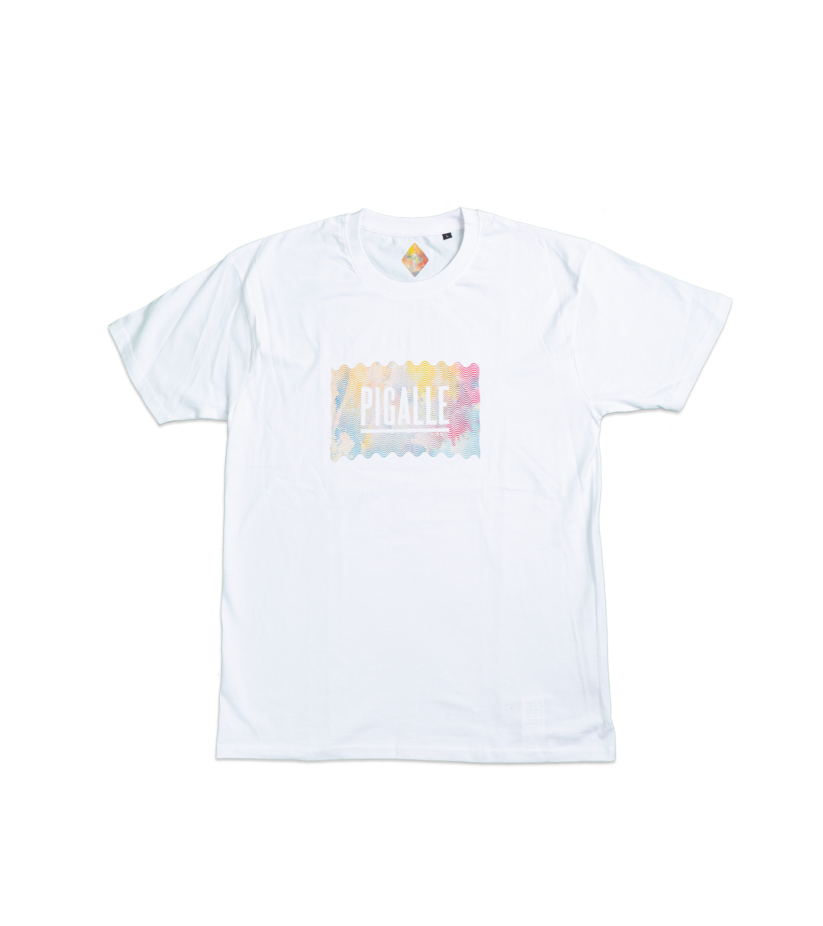 """Tee x Pigalle """"White""""-1"""