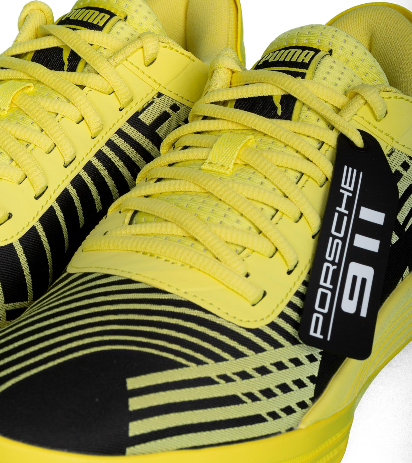 """Clyde All Pro x Porsche """"Yellow""""-6"""
