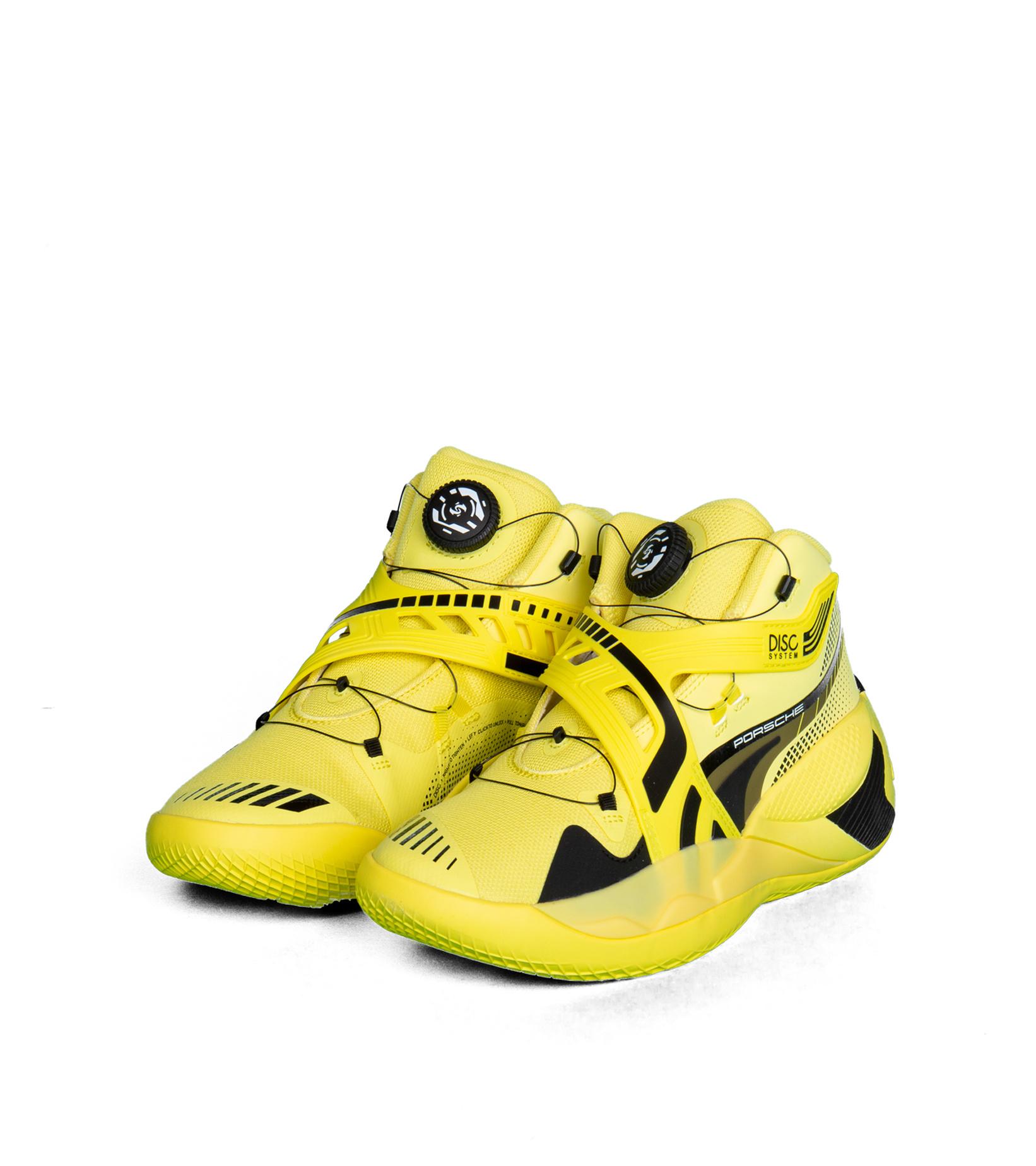 """Disc Rebirth x Porsche """"Yellow""""-1"""