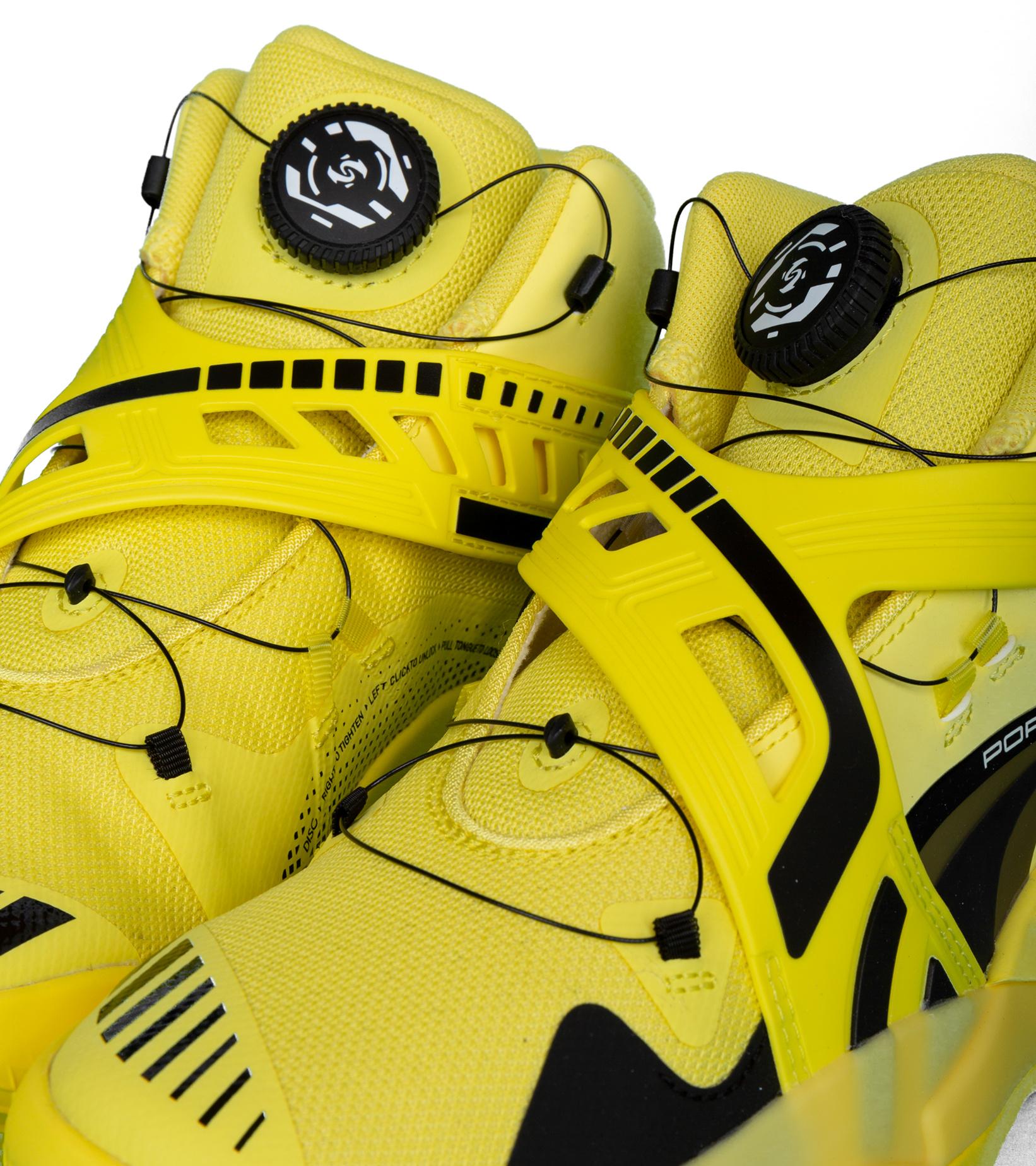 """Disc Rebirth x Porsche """"Yellow""""-6"""