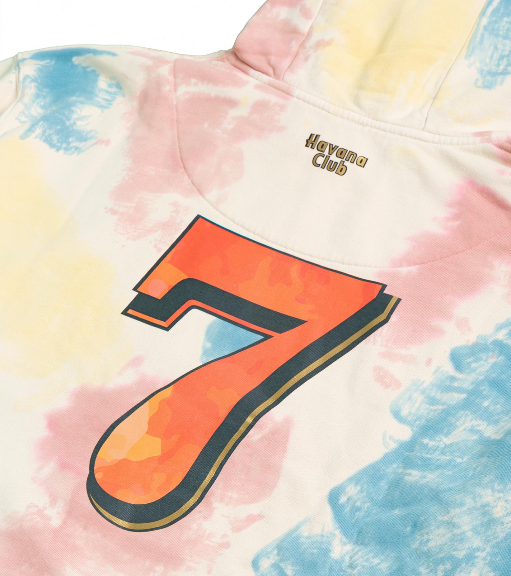 """Hoodie x Pigalle """"Watercolor""""-4"""