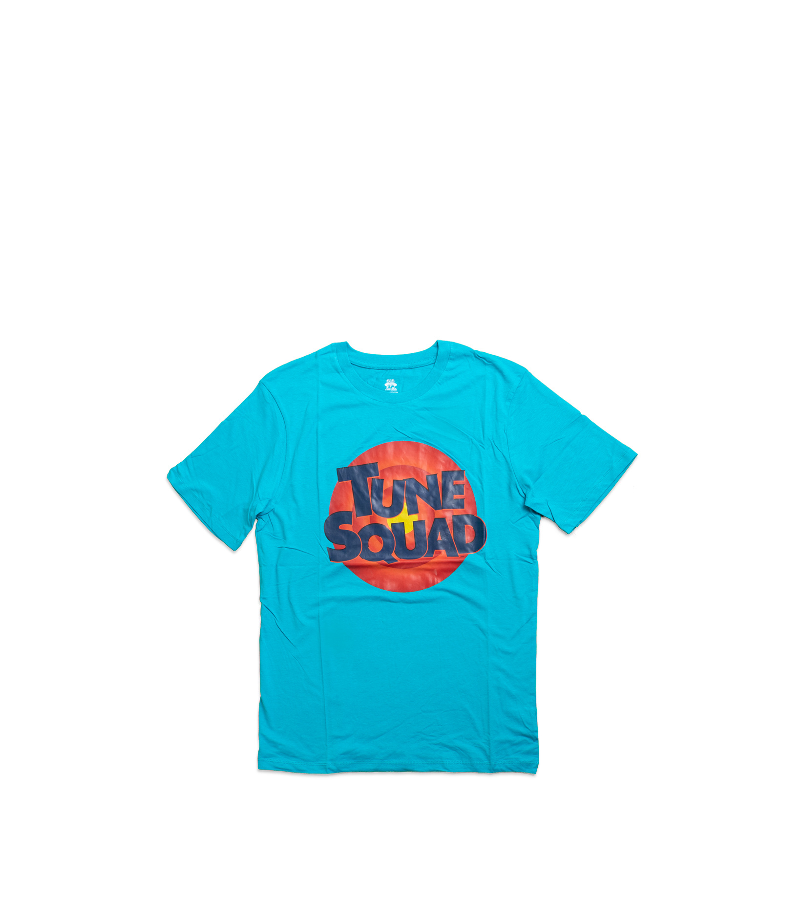 """Tune Squad Logo Tee (Youth) """"Teal""""-1"""