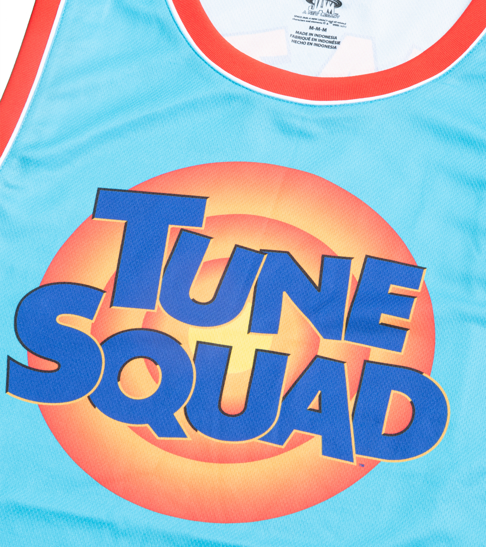 """Bugs Bunny Space Jam 2 Jersey (Youth) """"Teal""""-2"""