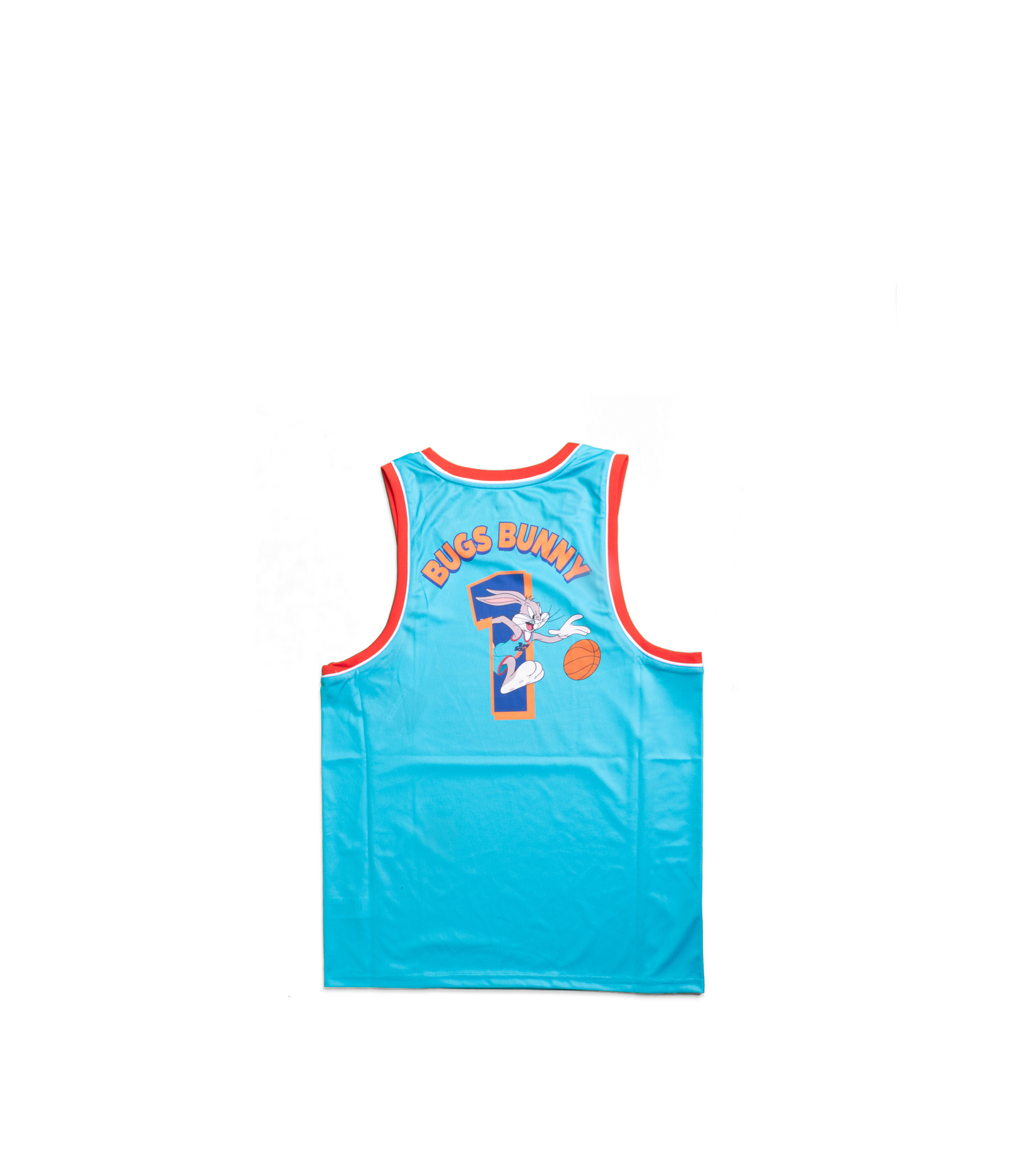 """Bugs Bunny Space Jam 2 Jersey (Youth) """"Teal""""-3"""