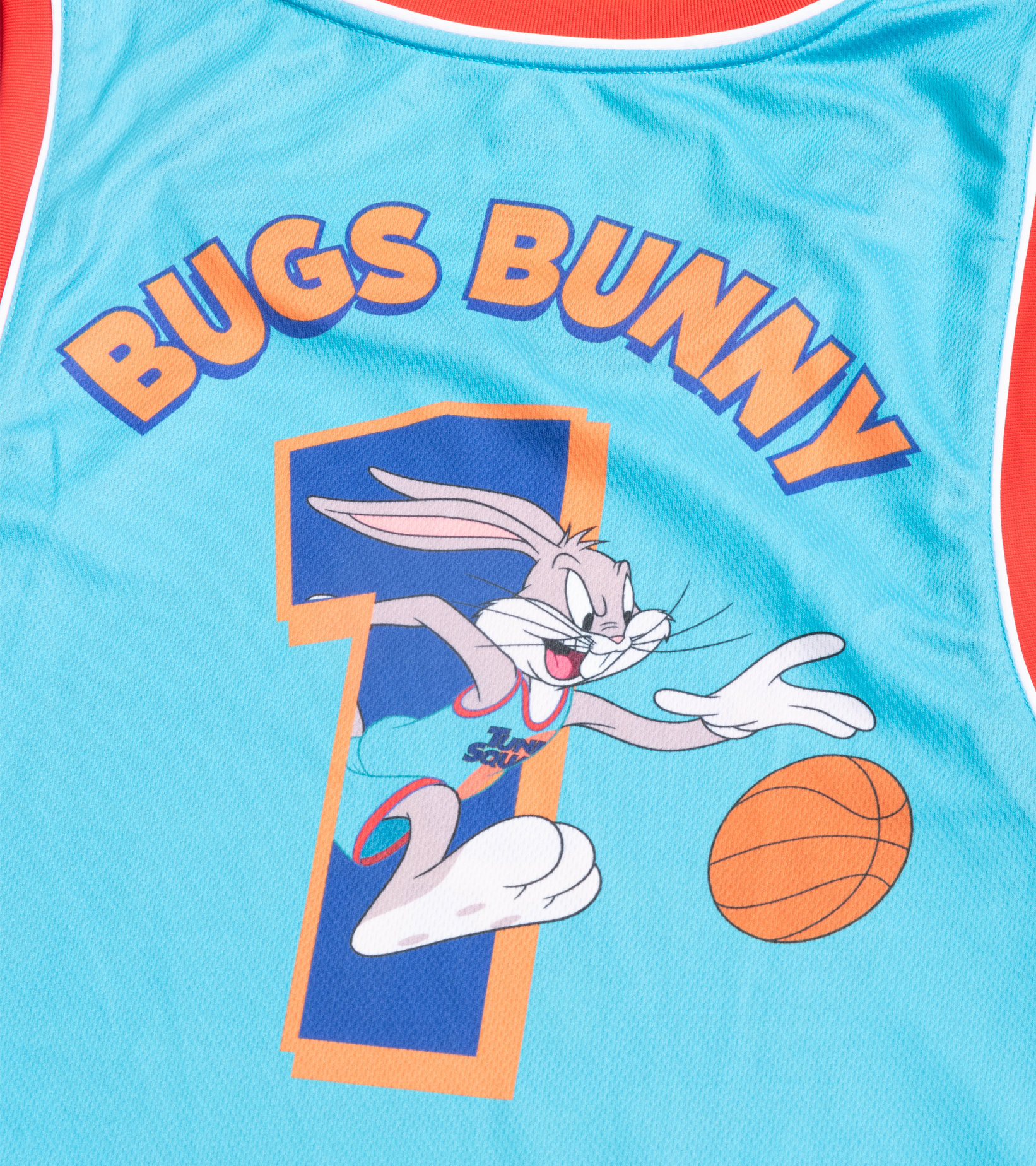 """Bugs Bunny Space Jam 2 Jersey (Youth) """"Teal""""-4"""