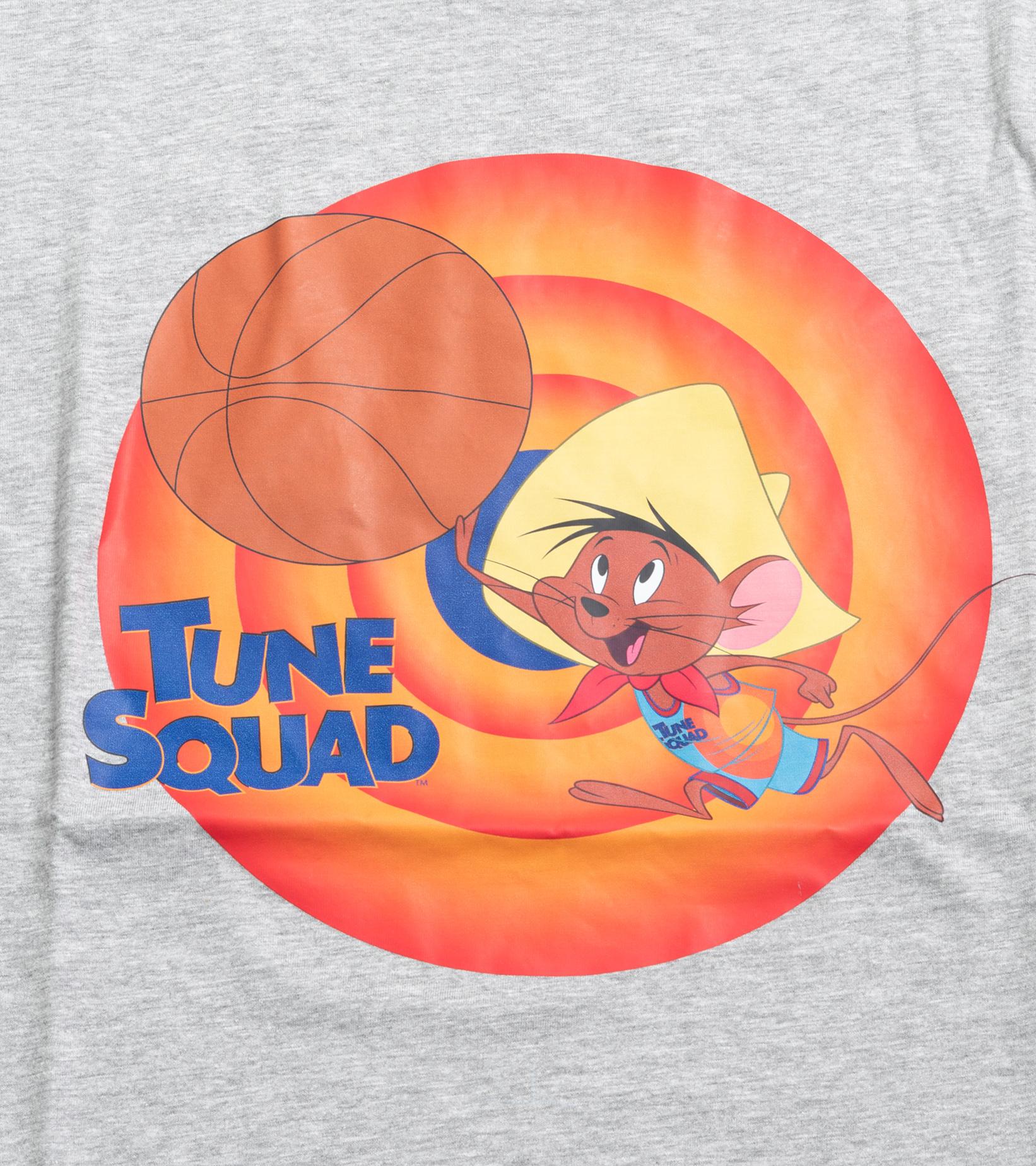 "Space Jam Tune Squad Speedy Gonzales Tee ""Heather Grey""-2"