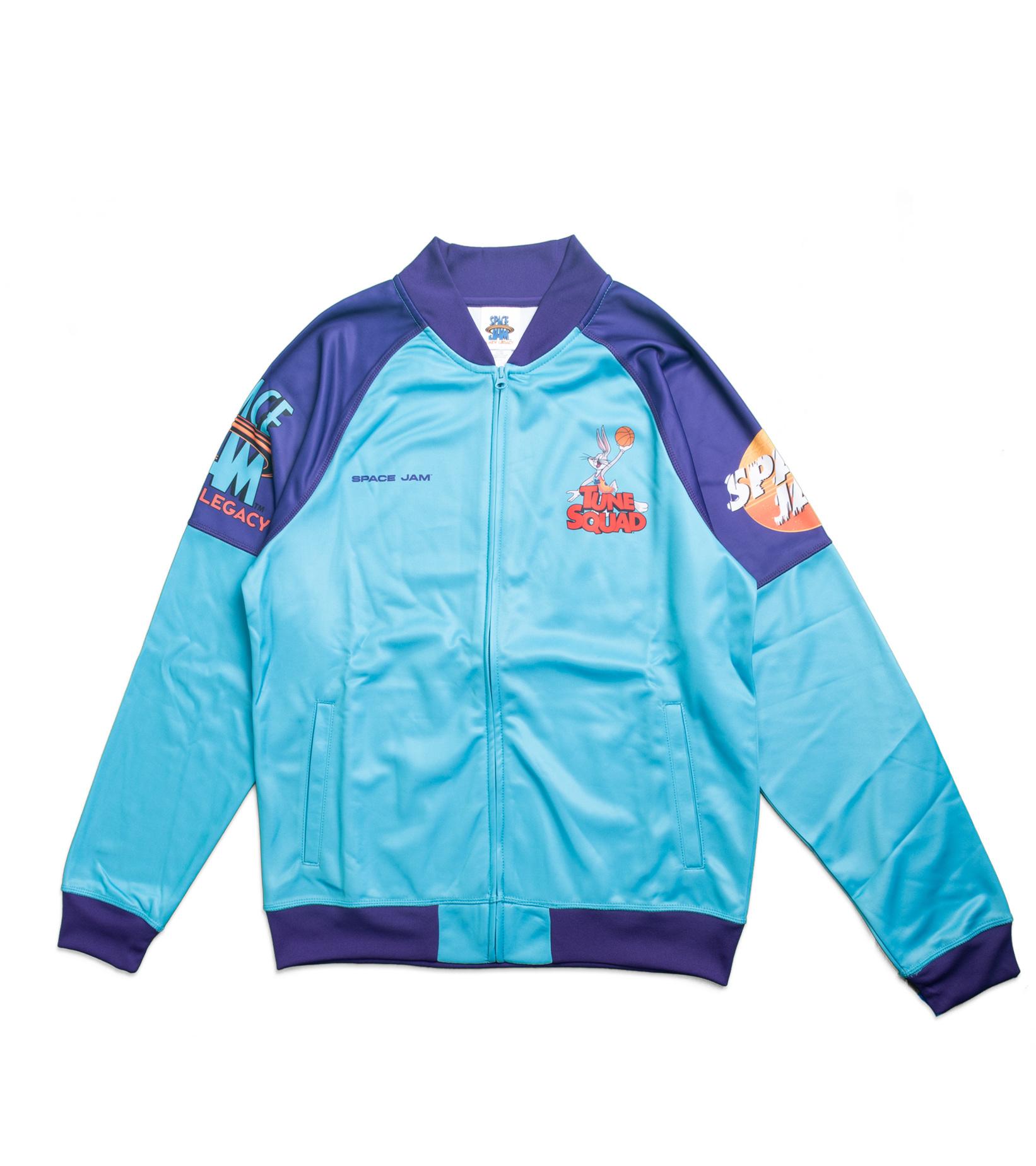 "Game Changer Space Jam 2 Full-Zip Jacket ""Teal""-1"