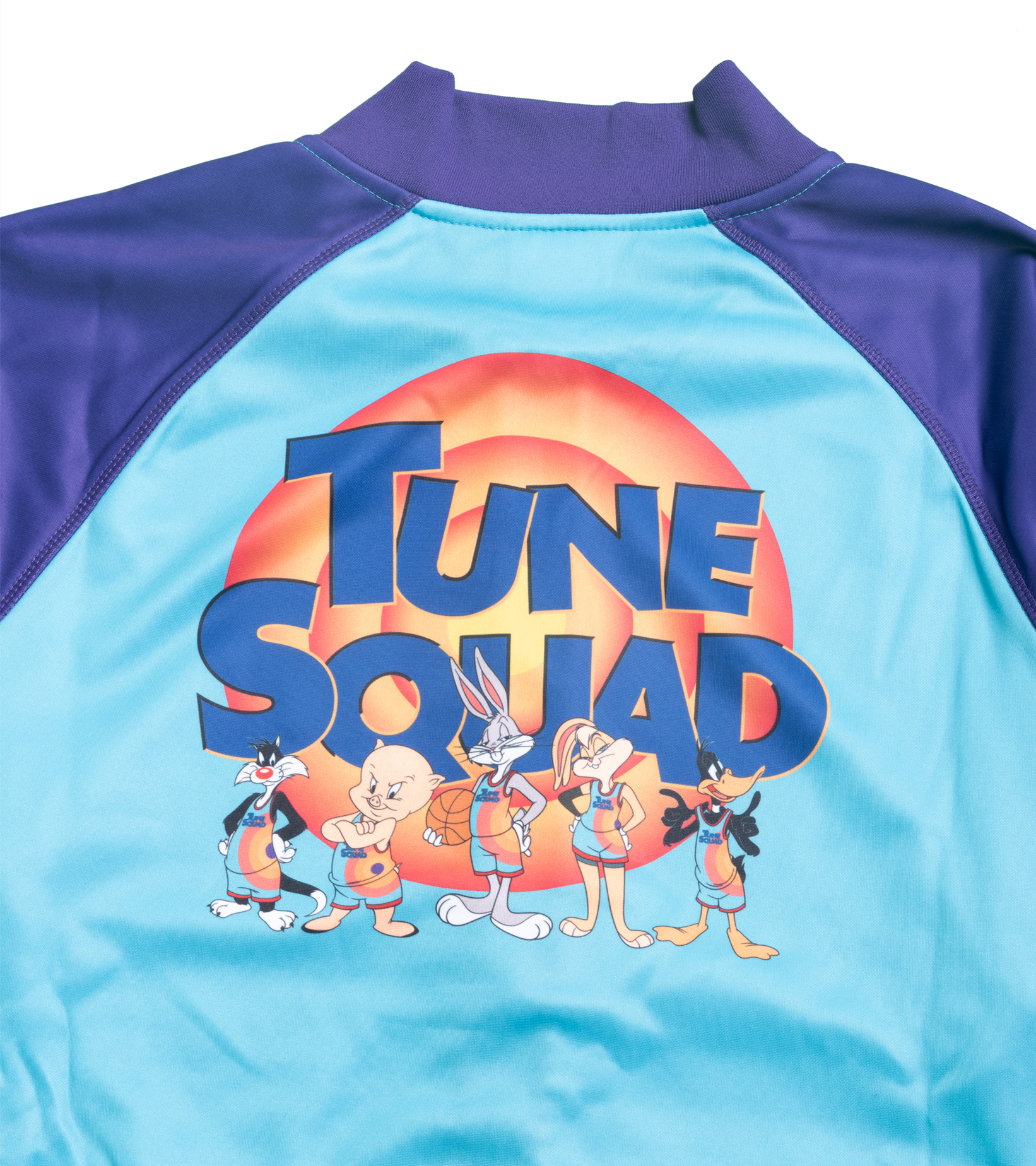 "Game Changer Space Jam 2 Full-Zip Jacket ""Teal""-5"