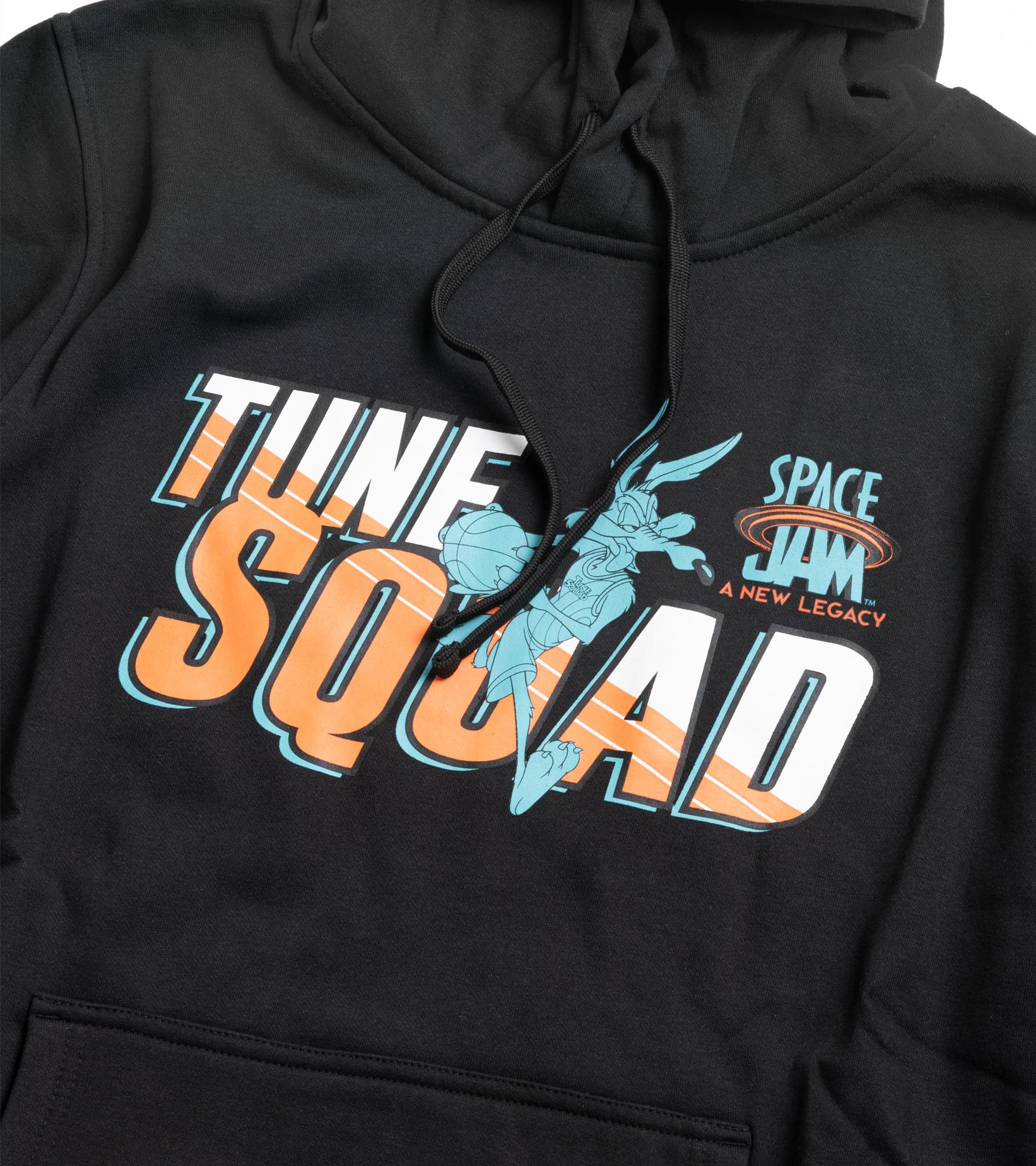 """Space Jam Training Hoodie (Youth) """"Black""""-2"""