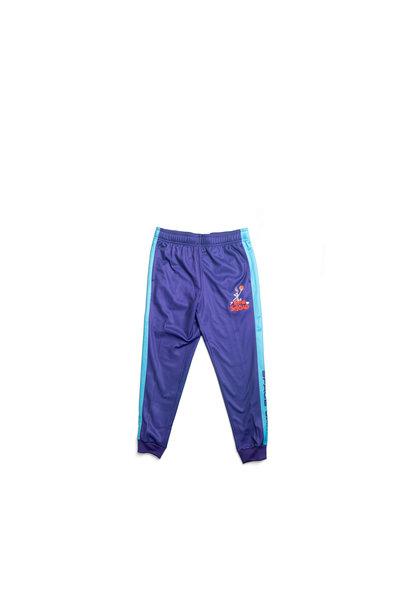 """Defender Space Jam 2 Fleece Pants (Youth) """"Purple/Teal"""""""