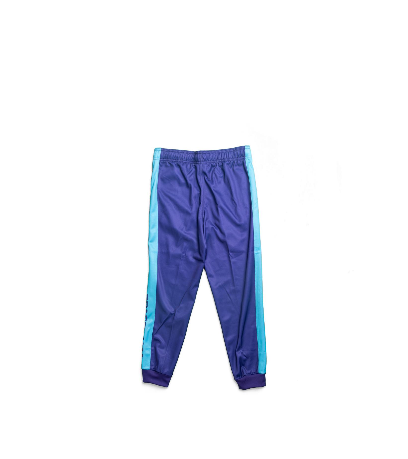 """Defender Space Jam 2 Fleece Pants (Youth) """"Purple/Teal""""-3"""