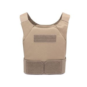 Warrior Assault Systems Covert Plate Carrier Coyote