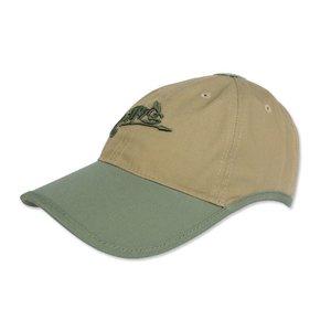Helikon-Tex Logo cap Coyote/Olive Green