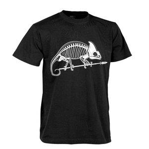 Helikon-Tex T-Shirt (Chameleon Skeleton) Cotton Black