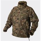 Helikon-Tex Level 5 Mk2 Jacket Soft Shell PL Woodland