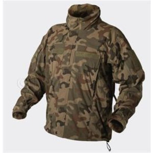 Helikon-Tex Level 5 Mk2 Jacket Soft Shell PL Woodland