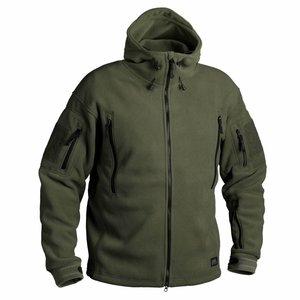 Helikon-Tex Patriot Jacket Double Fleece Olive Green