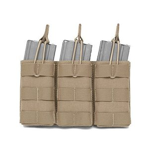 Warrior Assault Systems Triple MOLLE Open M4 5.56mm Coyote