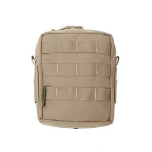 Warrior Assault Systems Medium MOLLE Utility Pouch Coyote