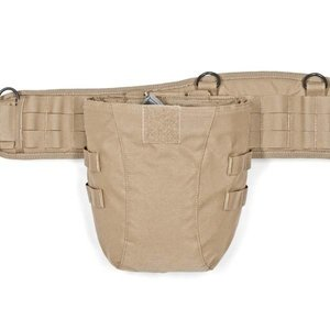 Warrior Assault Systems Large Roll Up Dump Pouch Generation 2 Coyote