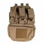 Ferro-Concepts Assault Back Panel - S3 - Coyote Brown