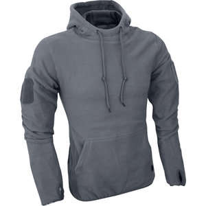 Viper Tactical Fleece Hoodie  Titanium