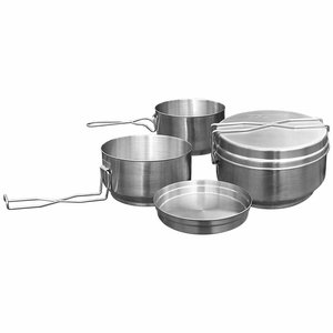 Helikon-Tex Mess Tin Stainless Steel