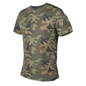 Helikon-Tex Tactical T-Shirt Topcool PL Woodland