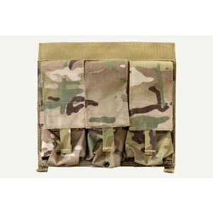 Ferro-Concepts Six AR15 Mag Front Flap Pouch - Coyote Brown