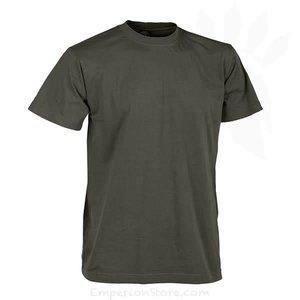 Helikon-Tex T-Shirt Cotton Taiga Green