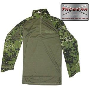 Tacgear Combat Shirt Danish Camo