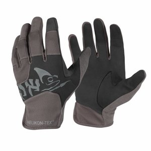 Helikon-Tex All Round Fit Tactical Gloves light Black \ Shadow Gray
