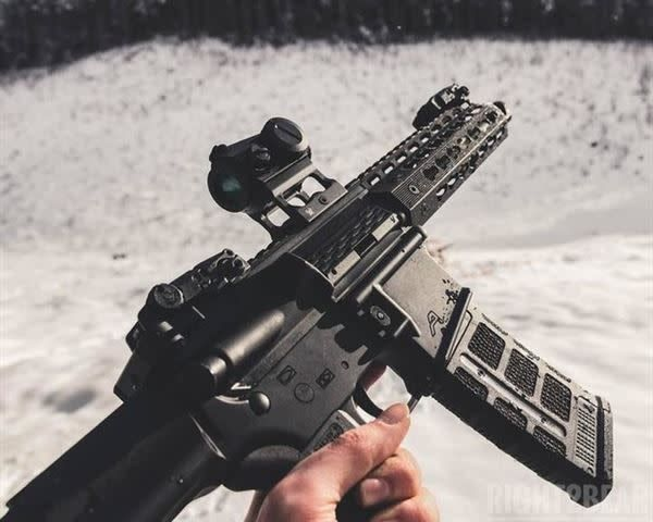 Red Dot Rifle Scope Crossfire 2 MOA Dot - Tactical