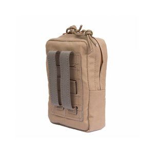 Templars Gear Cargo Pouch Small with organizer Coyote Brown