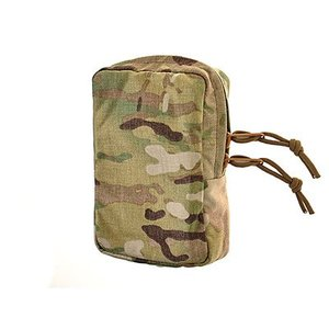 Templars Gear Cargo Pouch Small with organizer MultiCam