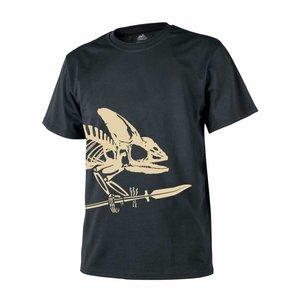 Helikon-Tex T-Shirt Full body Skeleton Black