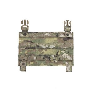 Warrior Assault Systems Recon Plate Carrier Molle Front Panel Multicam