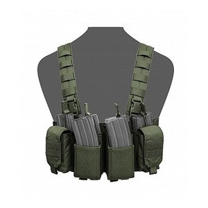 Warrior Assault Systems Pathfinder Chest rig OD Green