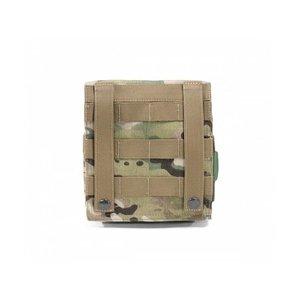 Warrior Assault Systems 100 Rd 7.62 Box / 200 5.56 SAW / M249 Drum Multicam