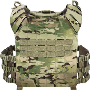 Pitchfork Systems MPC Modular Plate Carrier  Multicam
